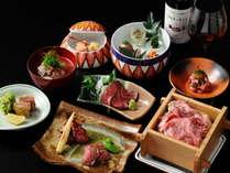 【特別会席】界 松本こだわりの和牛づくし会席は信州ワインとあわせていただくのがおすすめ