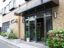 京阪守口市駅より徒歩3分の好立地。安心してご利用できる公認のビジネスタイプの宿です。
