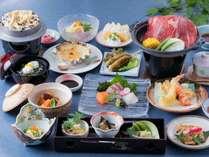 夏の柳川和牛を使用したお料理のイメージです