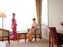 【一例】大きな窓からは、琵琶湖が一望★