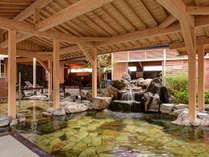 *【あがりゃんせ・第二天然温泉!大湖の復活】保湿効果がよく、よく温まります♪