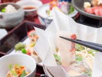 *【お試し近江牛会席】近江牛陶板焼×季節の焼物食べ比べ!和御膳に近江牛陶板焼がついたお試し会席!