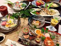 【2020年8月の御献立】~盂蘭盆~旬の食材と夏野菜で涼やかに鮮やかな彩りを纏ったこだわりの品々