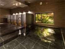 【Natural】男女別天然温泉◆鼓門の湯◆15時~翌朝9時30分までお入り頂けます♪