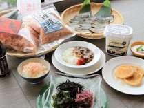 ◆【みえの朝ごはん】鮮やかな和洋ブッフェで少しリッチな朝の時間。