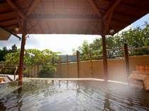箱根の優しい風を露天風呂で体感!【大湯屋】
