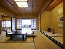 【タイプ3】主室12畳+副室6畳(63平米)と広めの和室