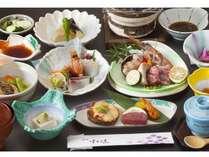【☆忘年会・新年会用 特別限定料理!!!☆】 料理長自慢の贅沢和会席~すえよ志会席 竹~