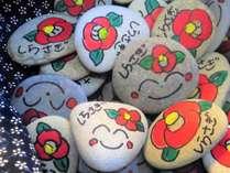 祈りの石。お土産に(#^.^#)