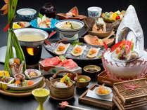 秋季限定☆名月の膳のお料理☆(期間限定9/14~11/15)