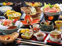 秋の温泉美食プランのお料理☆彡