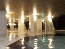 夜の展望大浴場
