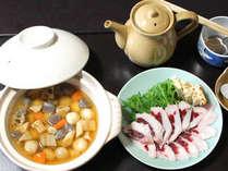 【くま鍋】実は食べやすく、栄養も満点!熊肉は初体験、という方にもオススメです♪