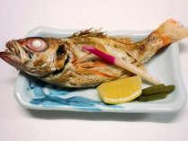 【◆のどぐろ御膳◆】旨味たっぷり☆北陸の高級魚を塩焼きで!