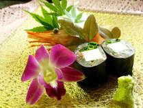 【グレードアップ】自家製豆腐懐石料理に舌鼓~1泊2食付~