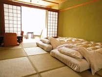 和室(バスなし、トイレ付)の一例