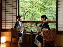 【女子旅にお勧め】新・女同士の女子会応援プラン (^_-)-☆ 通常料金+1500円UP