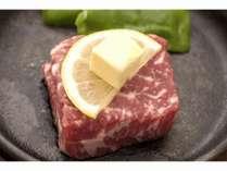 赤牛ステーキ