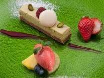 フレンチ懐石のお料理の一例です