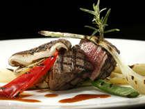 土肥の味覚、旬の高級食材を散りばめた、フレンチ懐石のお料理の一例です