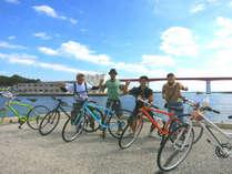 ガイドツアー(サイクリング)