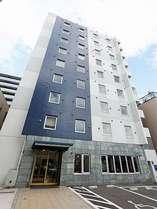 スーパーホテル高松禁煙館外観