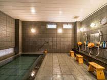天然温泉「牛和歌の湯」つるつるすべすべの天然温泉です。美肌効果は抜群です!スーパーホテル高松禁煙館