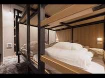 4人部屋個室 専用シャワー