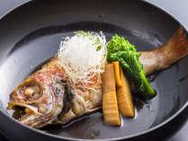 高級魚『ノドグロ』の煮つけ
