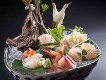 旬魚五種盛り