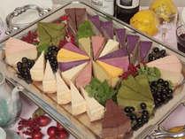 ついに登場!!スタンダード+果実酒飲み放題&果実のチーズケーキ食べ放題付きプラン♪[1泊2食]