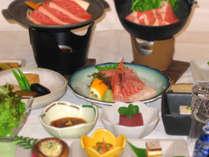 豊後の新鮮な山海の幸が満載の自慢料理をご堪能ください。