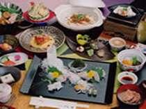 【お料理グレードアップ☆記念日プラン】甲州の休日