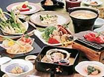 【駿河湾の海の恵み☆彩輝御膳】「風林火山」特選料理