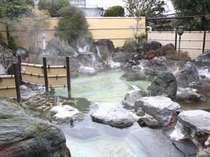 【素泊り】ワイン風呂&県内最大級源泉掛流し露天風呂