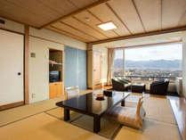 *【本館】和みの和室一間(一例)繊細な数寄屋造りと寛ぎのある間取りとなっております。