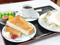好みに合わせて選べる朝食付プラン