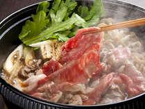 九州産特選黒毛和牛のすき焼