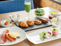 洋朝食 コンチネンタル料理