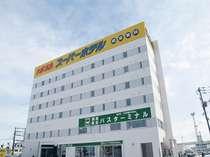 天然温泉「白鳥の湯」スーパーホテル釧路駅前