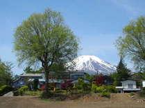 <素泊まりプラン> 富士山に登ろう!メインシーズンは、7月1日~8月下旬まで。