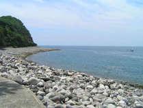 *大瀬崎/近年パワースポットとしても知られる大瀬崎。当館からは徒歩1、2分です!