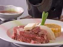 牛ステーキでスタミナ回復!