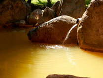 指宿で唯一!にごり湯に美肌成分たっぷりの温泉