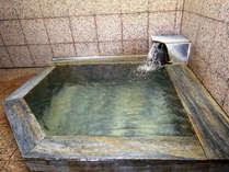 貸切風呂は24時間入浴可能♪
