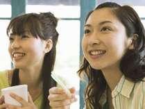 【温泉女子旅】ケーキ&シャンパン付♪仲良し2人で女子旅プラン/ヘルシービュッフェ