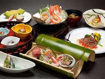 *夕食一例/彩り鮮やかな房総の海の幸をお楽しみください。