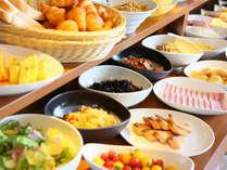 ■朝食バイキング(和・洋)