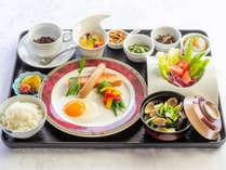 朝食・コンチジャポネ/例