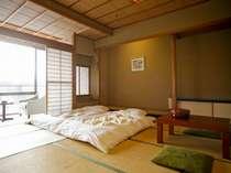 ■客室一例:通常2名様~光の射し込む明るいお部屋♪